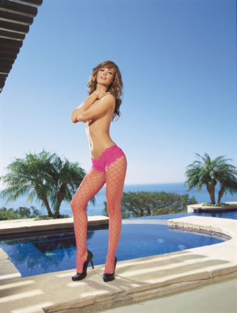 Image of   Dreamgirl Monaco Hot Pink