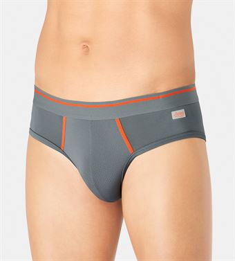 Image of   sloggi men mOve FLY Sports Brief Grå S-XXL