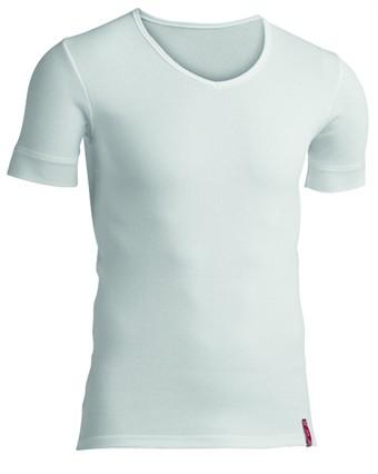 Billede af jbs Red Label T-Shirt 138 20 Hvid-Sort Small, 2XL