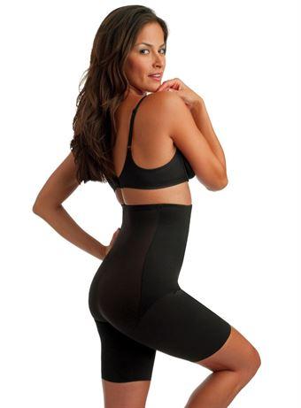 Miraclesuit® HI-Waist Long Leg 2709 Sort, Beige XL & 2XL