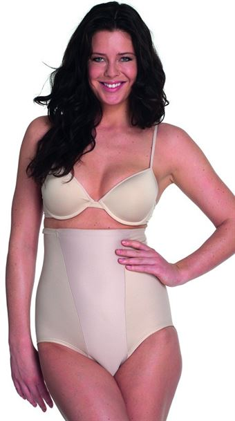 Image of   Miraclesuit® 2795 Rigid Front Brief Beige Large