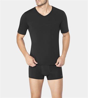 Billede af sloggi men Ever Fresh V-Neck Shirt Sort S-XXL