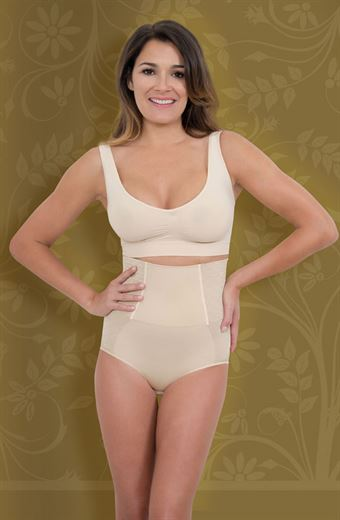 Image of   Control Body High Compression Brief Hud S/M