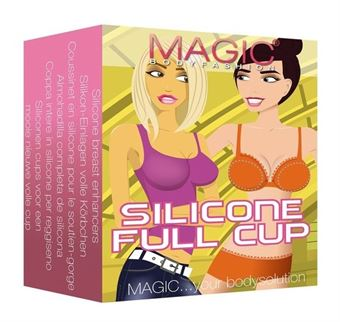 Image of   Magic Silikone Full Cup A/B