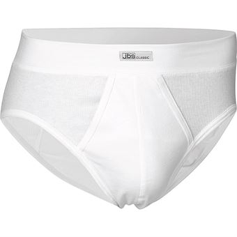 jbs Classic Brief 390 12 Hvid X-Large