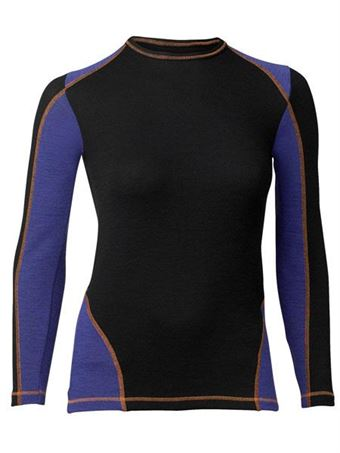 Image of   jbs ProActive Winter Underwear - ClimaWool 414 14 0967 S-XL Long Sleeve Uld / Wool Women