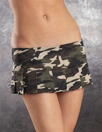 Billede af Escante Camouflage Skirt