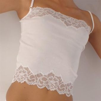 Image of   New Silhouette Cotton Camisole