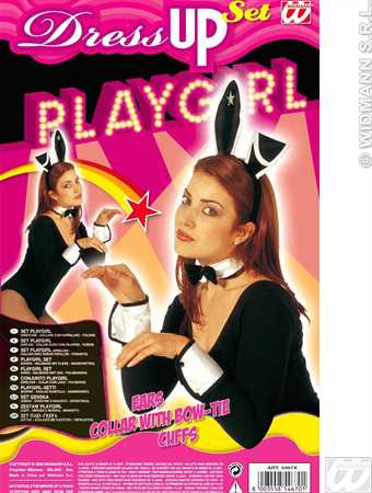 Billede af Play Girl Dress Up Set