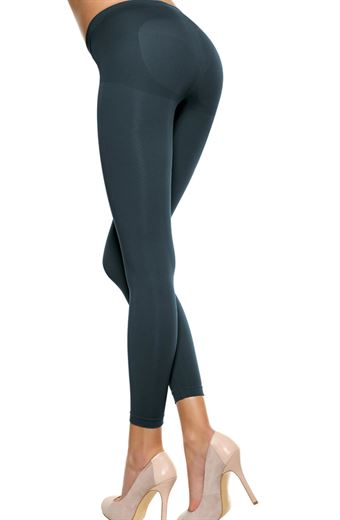 Image of   Control Body Shaping Shaping Leggings Sort S/M - L/XL