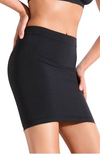 Image of   Control Body Shaping Shaping Underskirt Sort L/XL