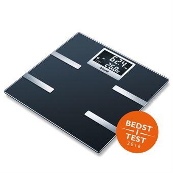Beurer BF 700 kropsanalysevægt m. bluetooth (sort)