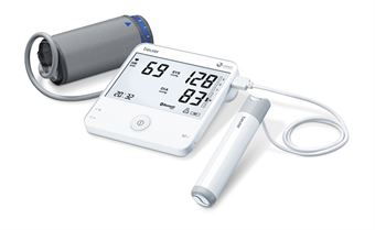 Image of   Beurer BM 95 Blodtryksmåler med Bluetooth & EKG funktion