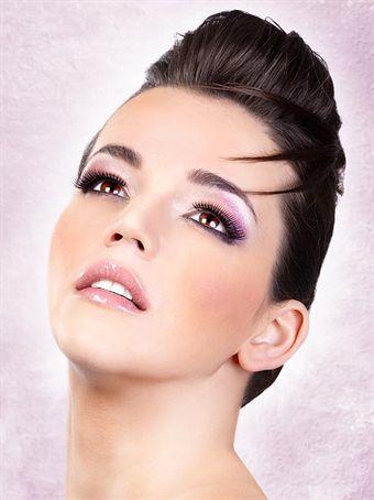 Billede af Baci Lingerie - Sorte Premium øjenvipper