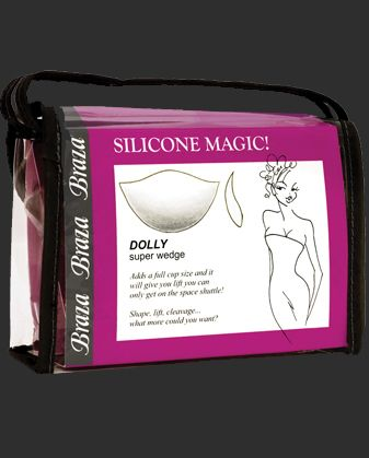 Image of   Braza - Dolly Silicone Super Wedge