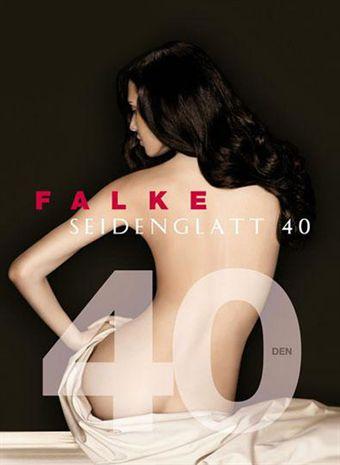 Image of   Falke Seidenglatt 40 den