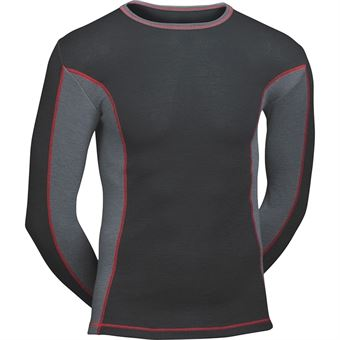 Image of   jbs ProActive Winter Underwear - ClimaWool 414 14 02 M-2XL Long Sleeve Uld / Wool Men