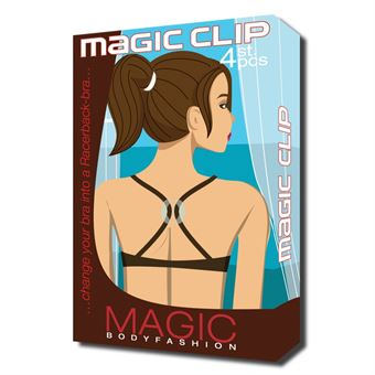 Image of   Magic Clip Transparant