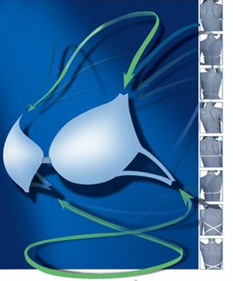 Image of   New Silhouette 1081 Multibra BH