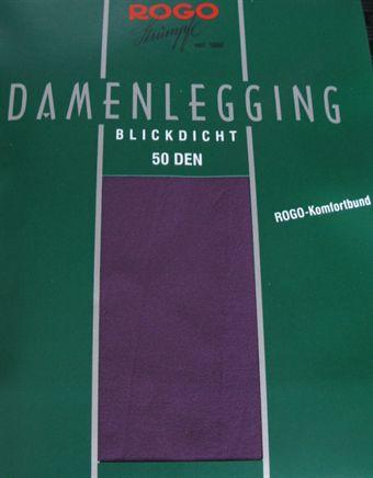 Billede af Festival leggings i hvid, sand, lilla, mørkebrun, mørkeblå, sort