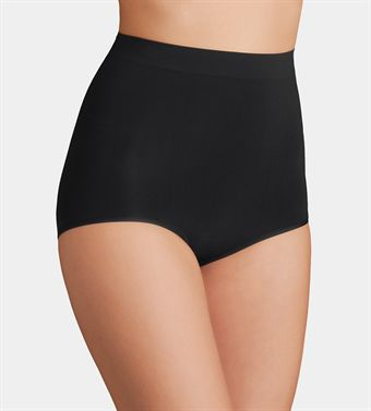 Billede af Triumph Second Skin Sensation Highwaist Panty Black or Skin S-XL