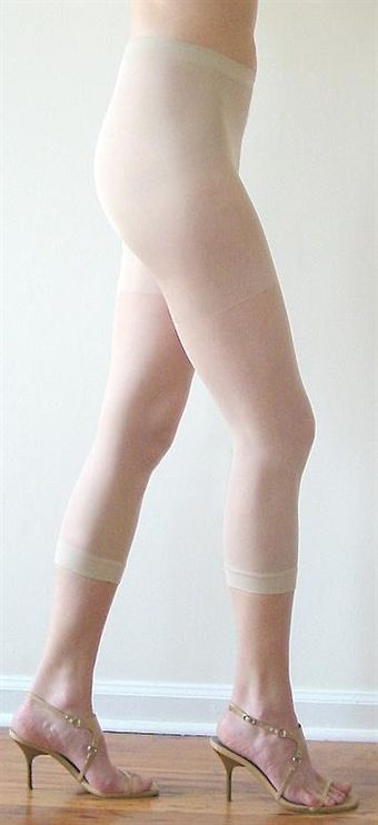 Image of   Footless Glam Pantyhose