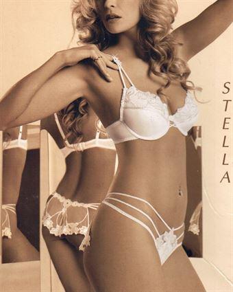 Image of   Roza Stella Soft BH Hvid 70A