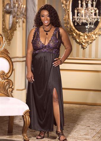 Shirley Long Gown 2XL