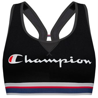 Image of   Champion Authentic Crop Top Sort Large